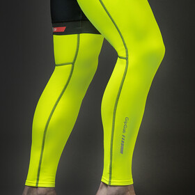 GripGrab Classic Thermo Hi-Vis Beinlinge fluo yellow